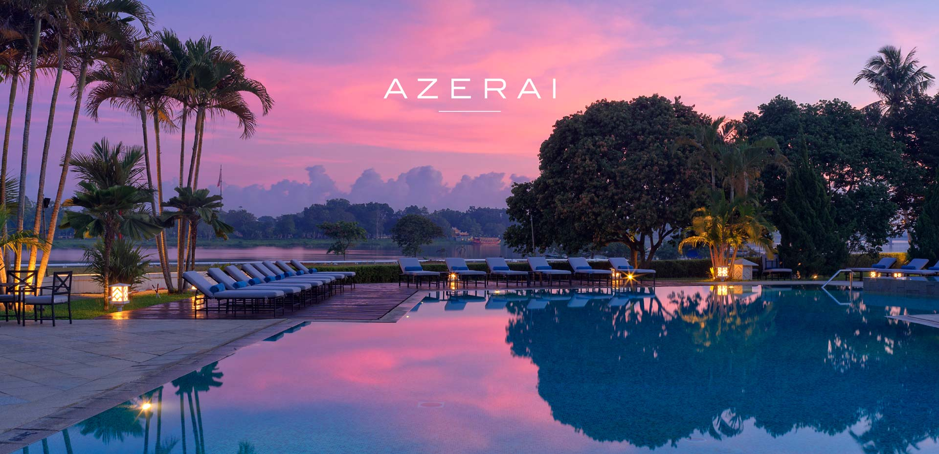 Azerai La Residence, Hue debuts with a new Nucleus website