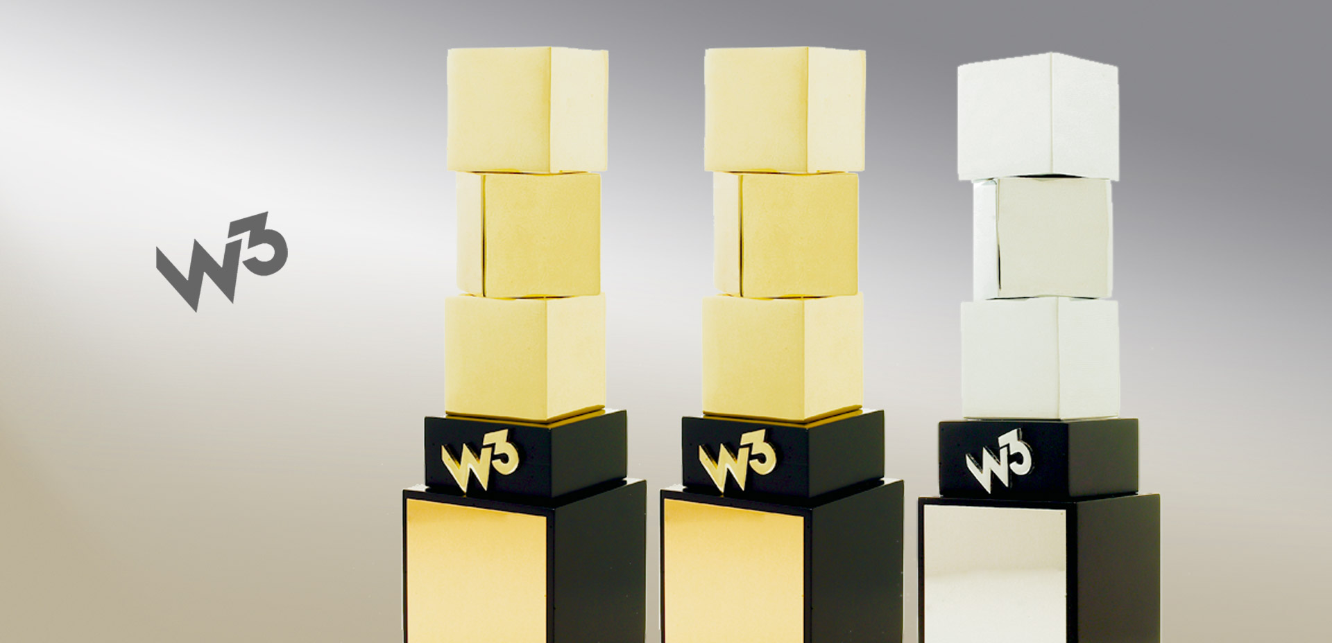 Nucleus scoops 2 Golds and a Silver at the W3 Awards in New York